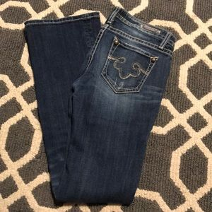Express Jeans - REROCK for Express Boot Jeans Women's Size 4R